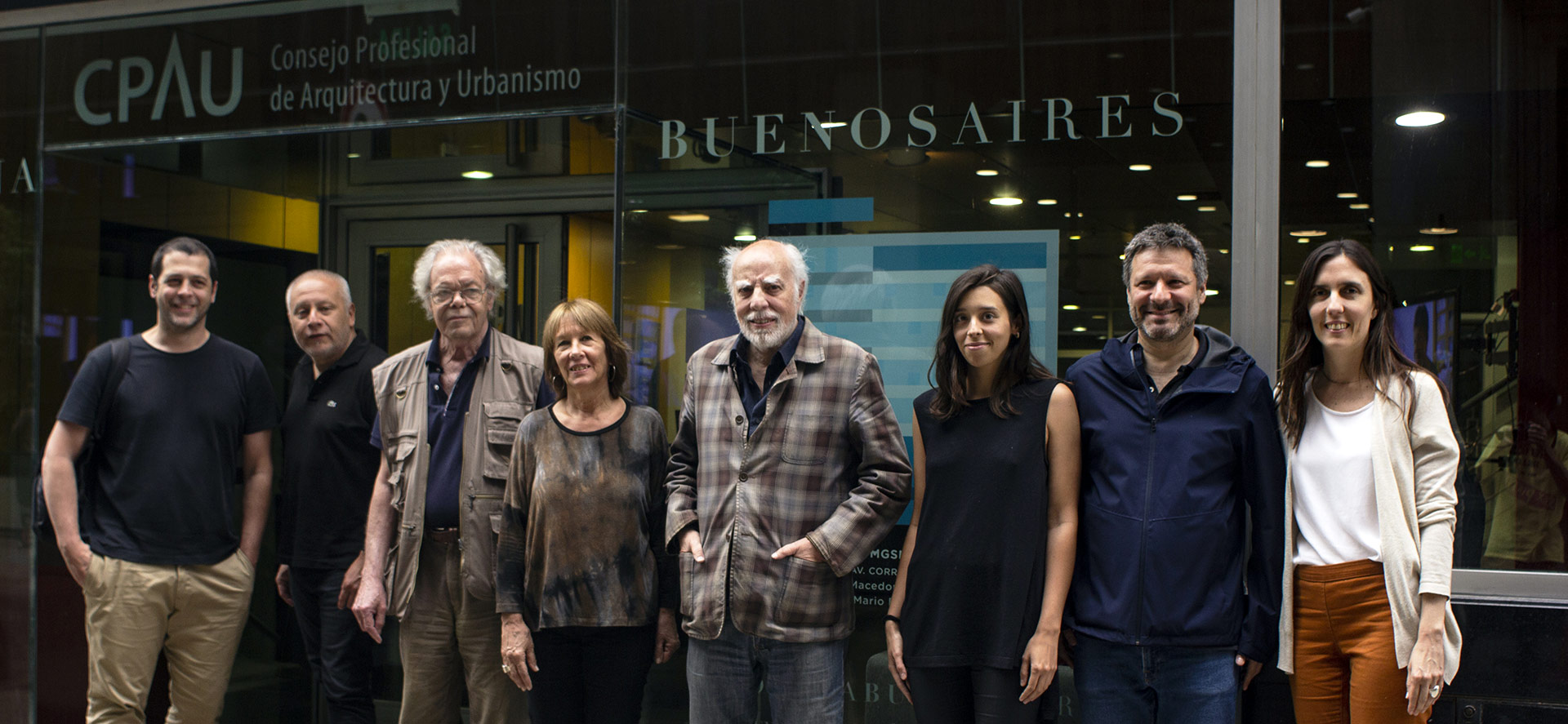 Staff Moderna Buenos Aires